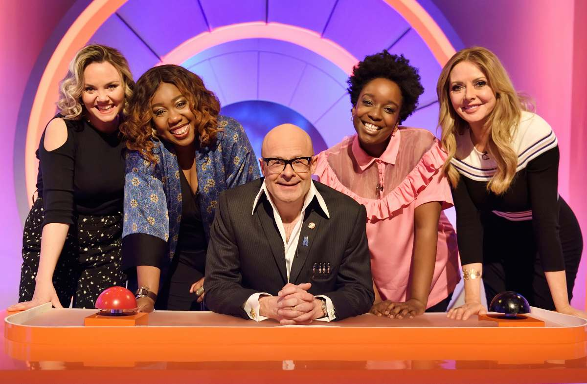 Popchoir on Harry Hill's Alien Space Capsule